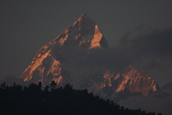 Machhapuchhre From Pokara 6993 Meters.jpg