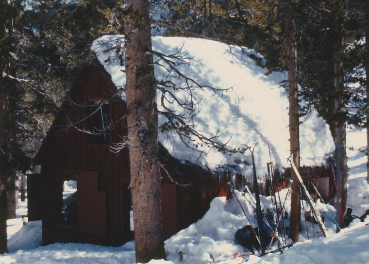 Doug Robinsons Cabin at Rock Creek Lake.jpg